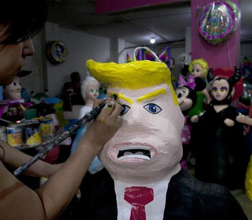 Trump to make surprise visit to Mexico: Reports