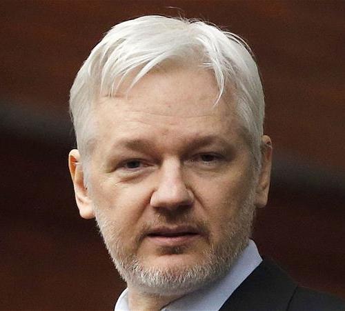 Julian Assange breaks his silence on those pesky rape allegations