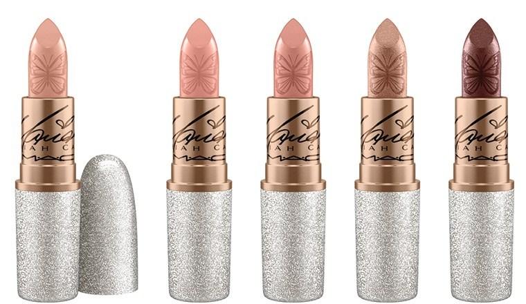 Mariah Carey launches new MAC Cosmetics line