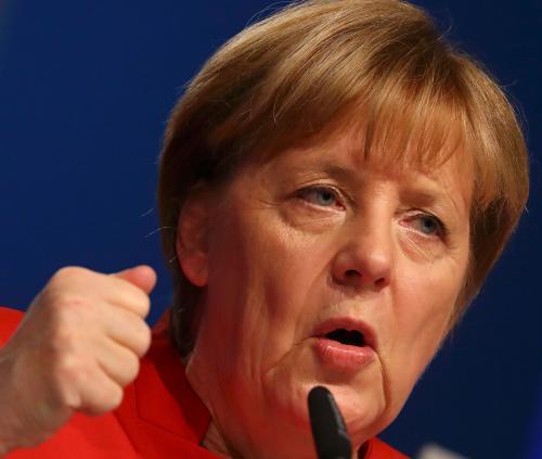 Angela Merkel calls for burqa ban in Germany: Report
