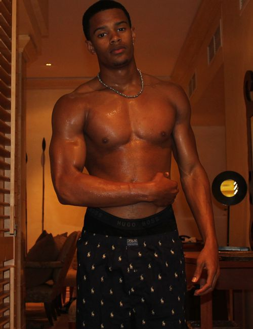 Here casual, trey songz naked leaked photos your