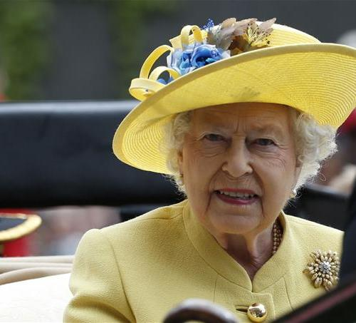 Rumors continue to fly as Queen Elizabeth bows out of another day of service