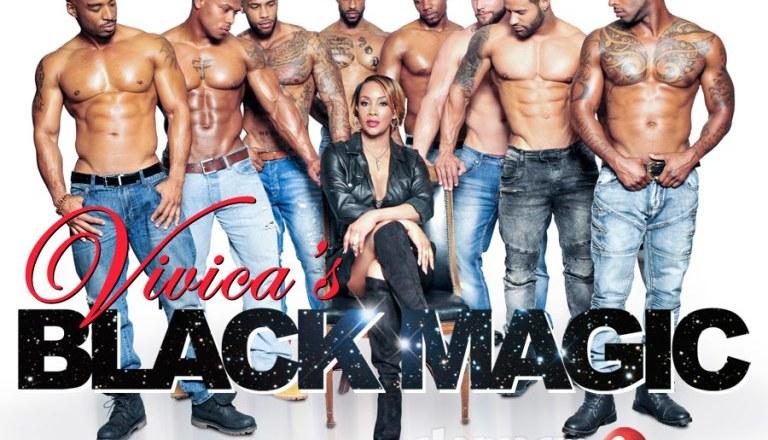 ADVERTISEMENT: Vivica Fox 's Black Magic premieres on Lifetime