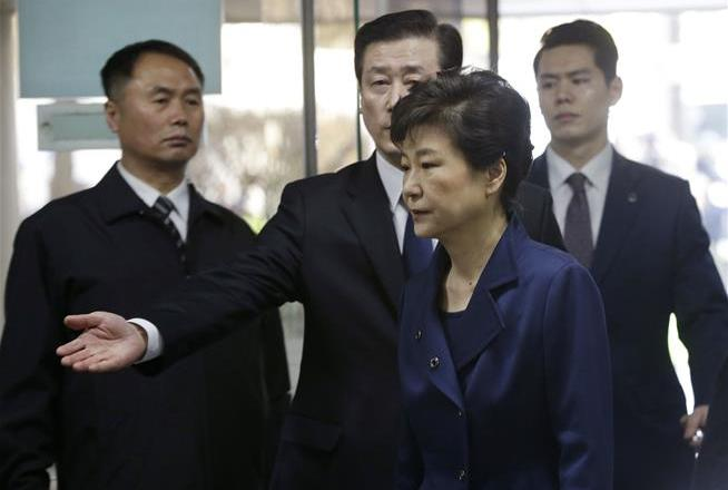 S. Korea's ousted President has been jailed