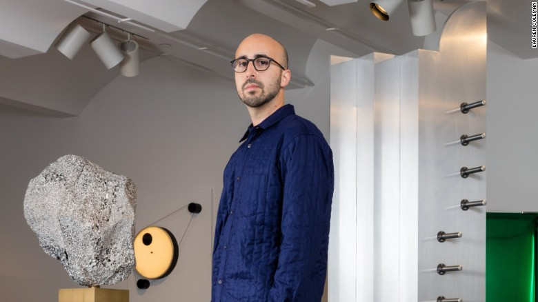 New York Gallery owner denied entry into the United States