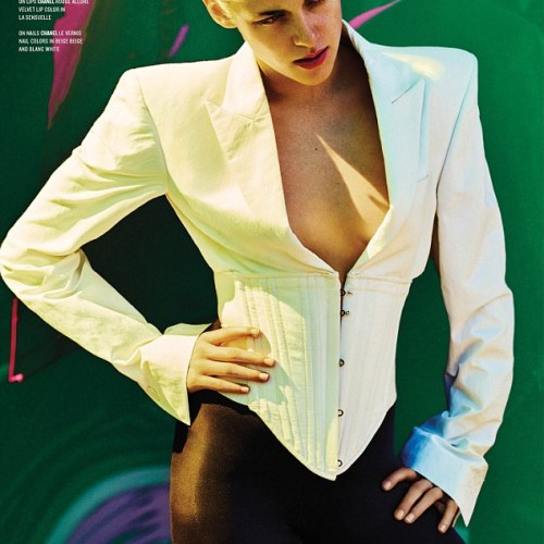 PHOTOS: Kristen Stewart covers the latest issue of V Magazine