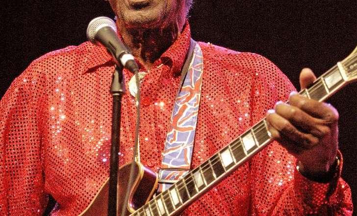 Music legend Chuck Berry, 90, has passed away