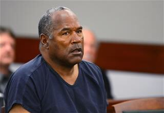 O.J Simpson might be freed from prison in October