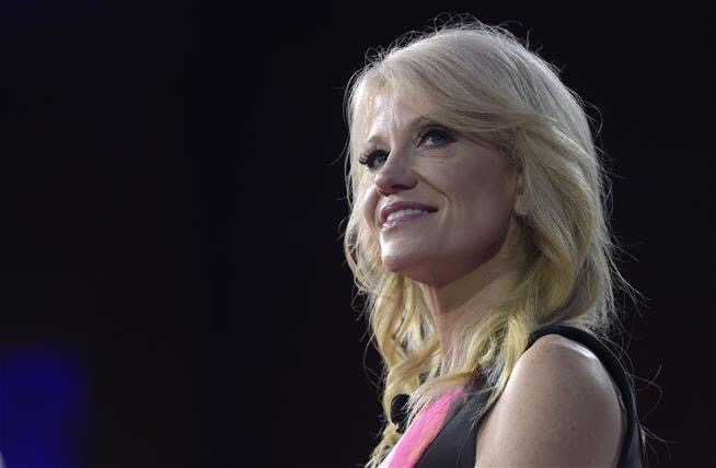 KellyAnne Conway violated ethics rules and Trump doesn't care