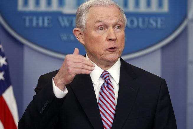 US AG Jeff Sessions rolling back police reforms brought on by Obama