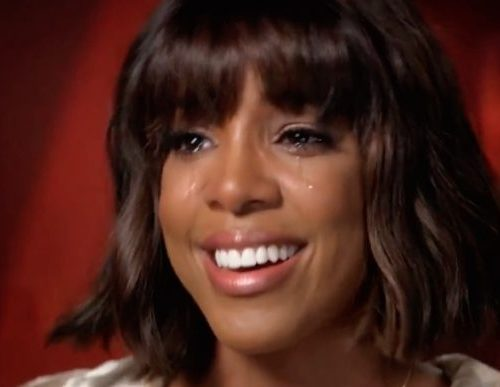 Kelly Rowland gets emotional in interview about her mother's death [Watch]