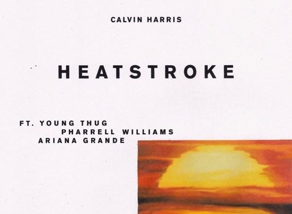 "New Arrivals: Calvin Harris ""Heatstroke"""