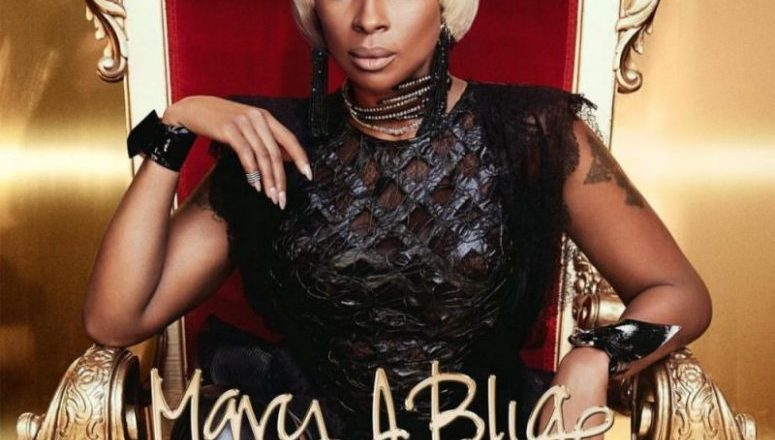 Stream Mary J. Blige 's latest album right HERE