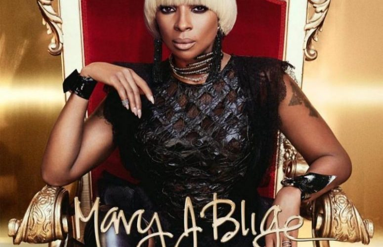 Stream Mary J. Blige 's latest album right HERE