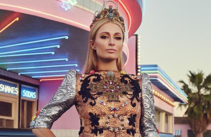 "Paris Hilton talks family; babies, and wanting a ""beautiful broad"""