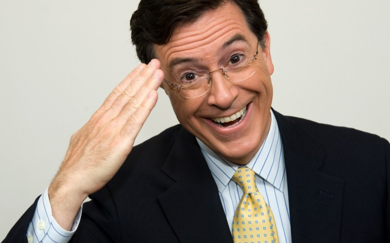 FCC  will not come after Stephen Colbert for his Trump joke