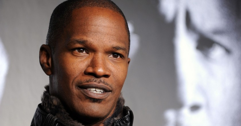 Jamie Foxx finally beat the internet at its own game