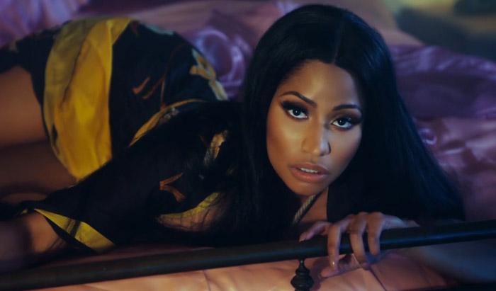 "VIDEO PREMIERE:  Nicki Minaj ""Regret In Your Tears"""