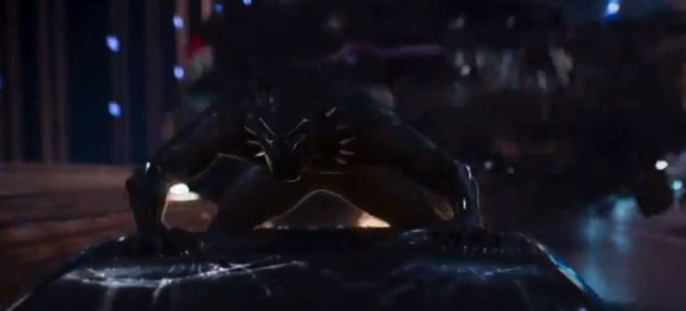 A trailer for The Black Panther: WATCH