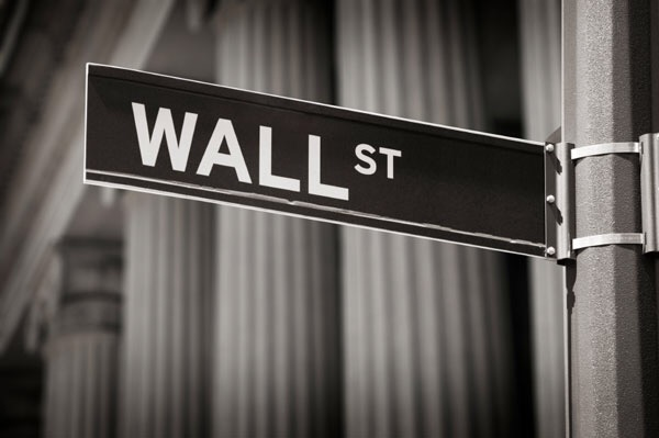 We're headed to Wall Street