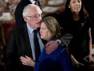 FBI closing in on Bernie Sanders' wife Jane Sanders