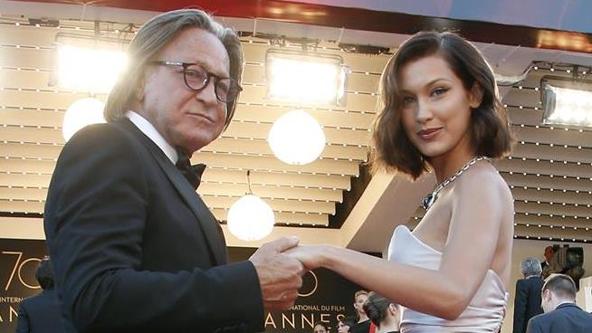 Hadid sisters' daddy sentenced for building massive illegal mansion