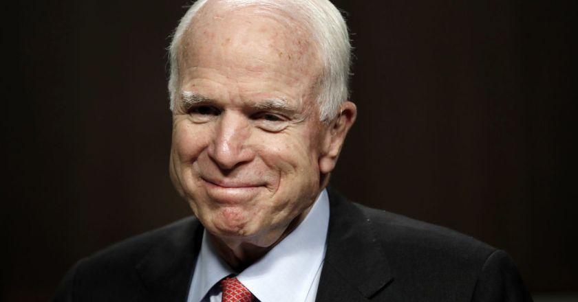 Senator John McCain diagnosed with brain cancer: Reports