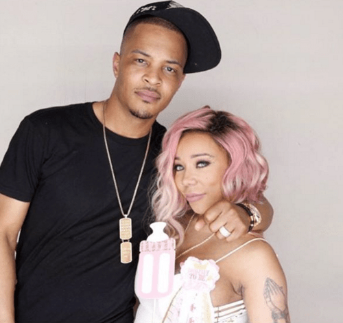 T.I and his estranged wife Tiny are going at it again
