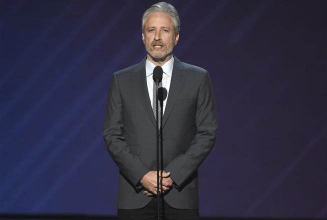 Jon Stewart is doing this for the first time in more than 21 years