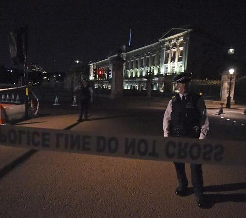 Buckingham Palace was locked down today, here's what you need to know