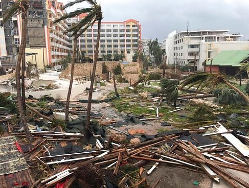 Hurricane Irma now has 155 mph winds, preparing for US landfall