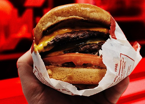 In-N-Out Burger just  caused a shit storm on social media — Here's Why
