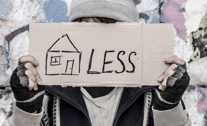 The Rise Of New York City's Startling Homelessness Crisis