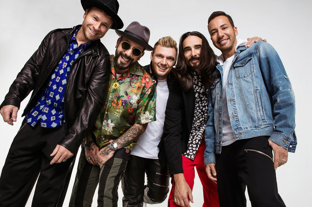 """Backstreet Boys to perform new song on NBC 's """"The Voice"""""""
