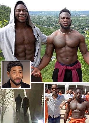 "2 men ""questioned"" in Jussie Smollett case released"