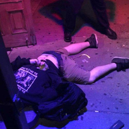 Publication Alert:  Reported crime scene images from Dayton Ohio 's massacre