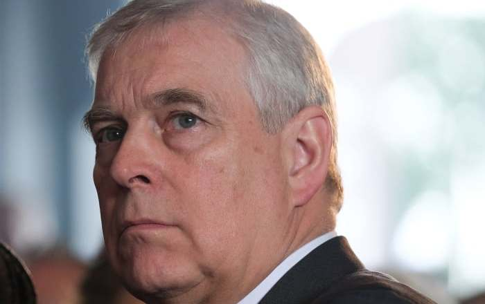 Prince Andrew: I did not know he was diddling little girls