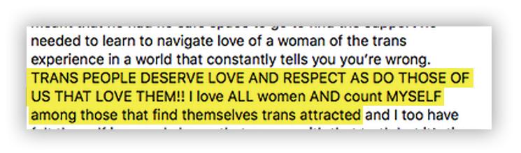 Actor Malik Yoba just revealed he likes transgender women