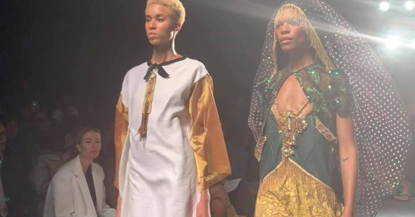 Flying Solo shines during #NYFW