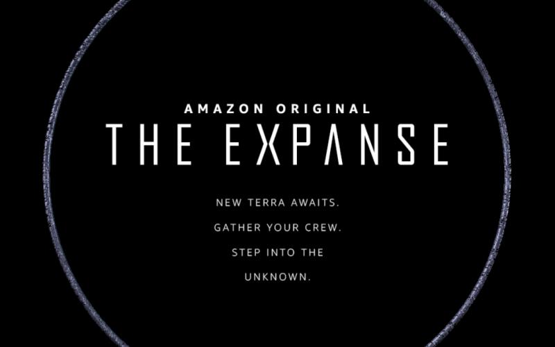 "Amazon Prime Video's ""The Expanse"" to invade Comic Con 2019"