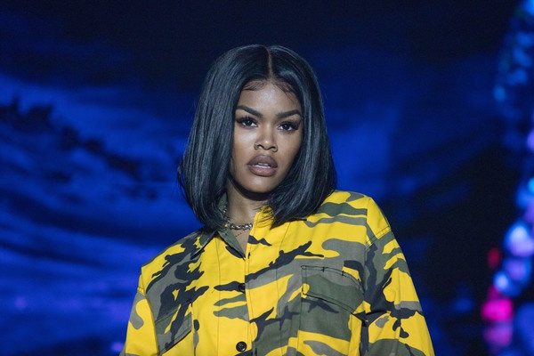 Best Pics Of The Week:   Teyana Taylor and more Kick It Over The Holiday Weekend
