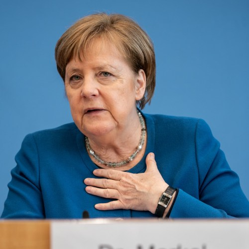 Germany warns allot of people might get the Coronavirus