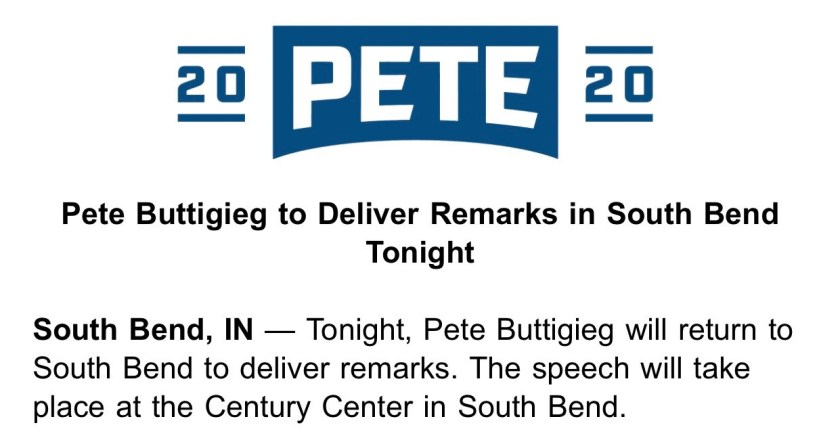 Pete Buttieg has suspended his presidential campaign: Report