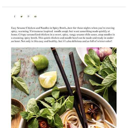A viral food blogger tried to whitewash pho, the internet rightfully pounced