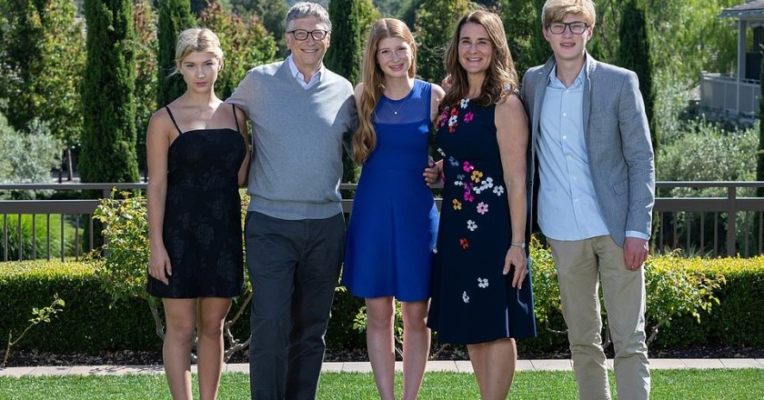 Billionaires Bill & Melinda Gates are divorcing: Report
