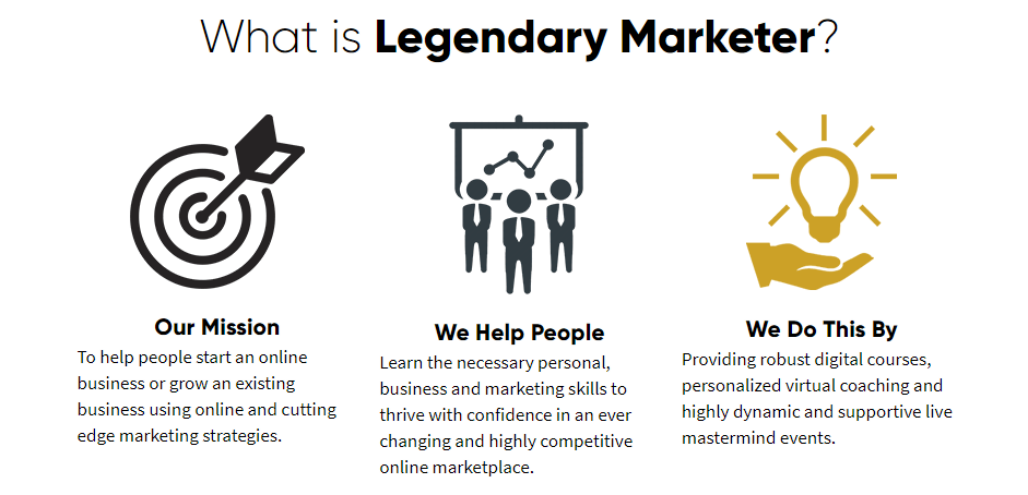 Is Legendary Marketer Legit 3