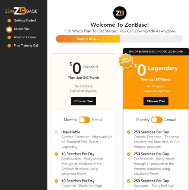 ZonBase Free Trial 4