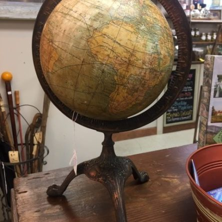 1928 Weber Castello Co. Globe