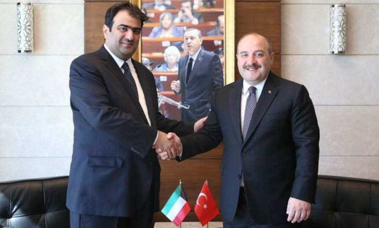 Turkey & Kuwait agree to enhance mutual investments, industrial cooperation 1