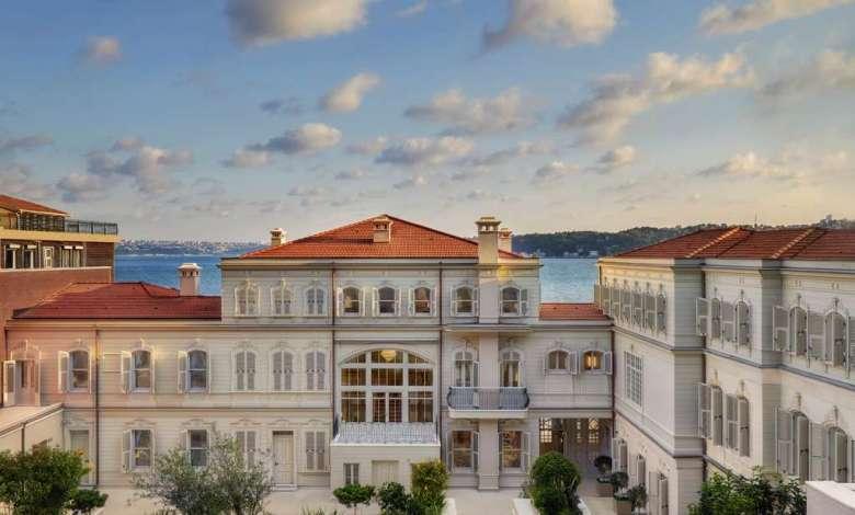 Six Senses Opens in Kocatas Mansions on the Bosphorus, Istanbul 1